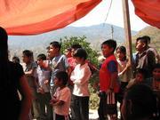 kids-medical tent